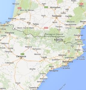 Aragón-Midi Pyrenées