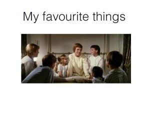 fav things