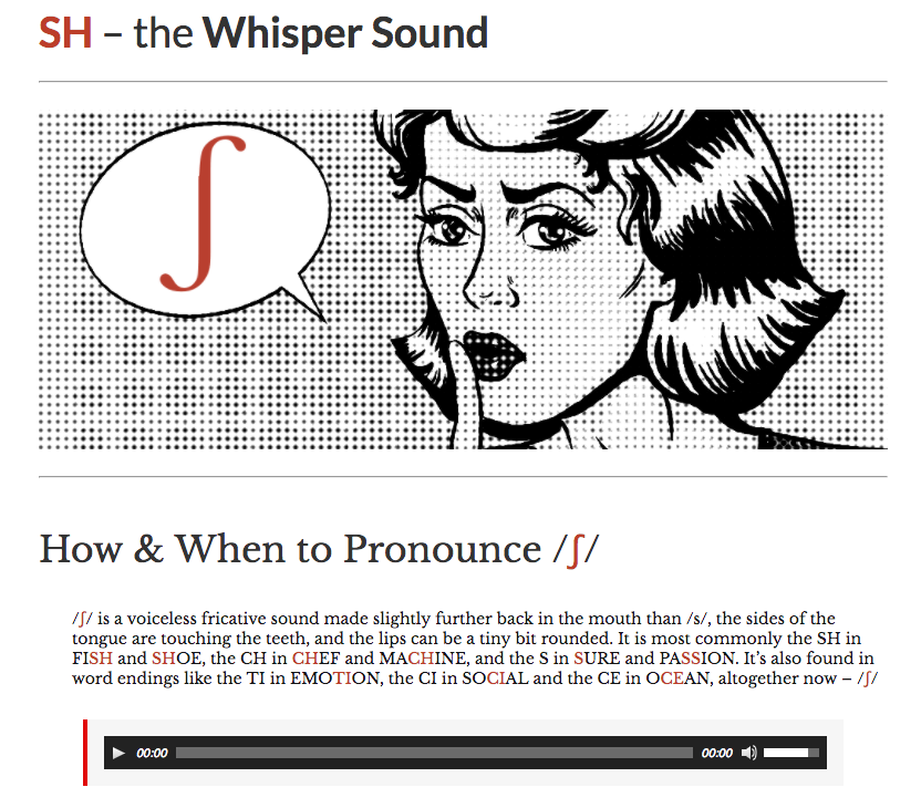 how to improve your english pronunciation Watch speaking your best's free video lessons to learn american english and reduce your foreign accent improve your pronunciation and speak like an american.